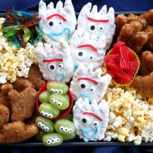 Toy Story 4 Snack Board