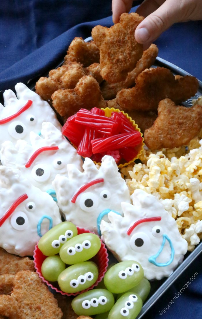 Toy Story Movie Snacks