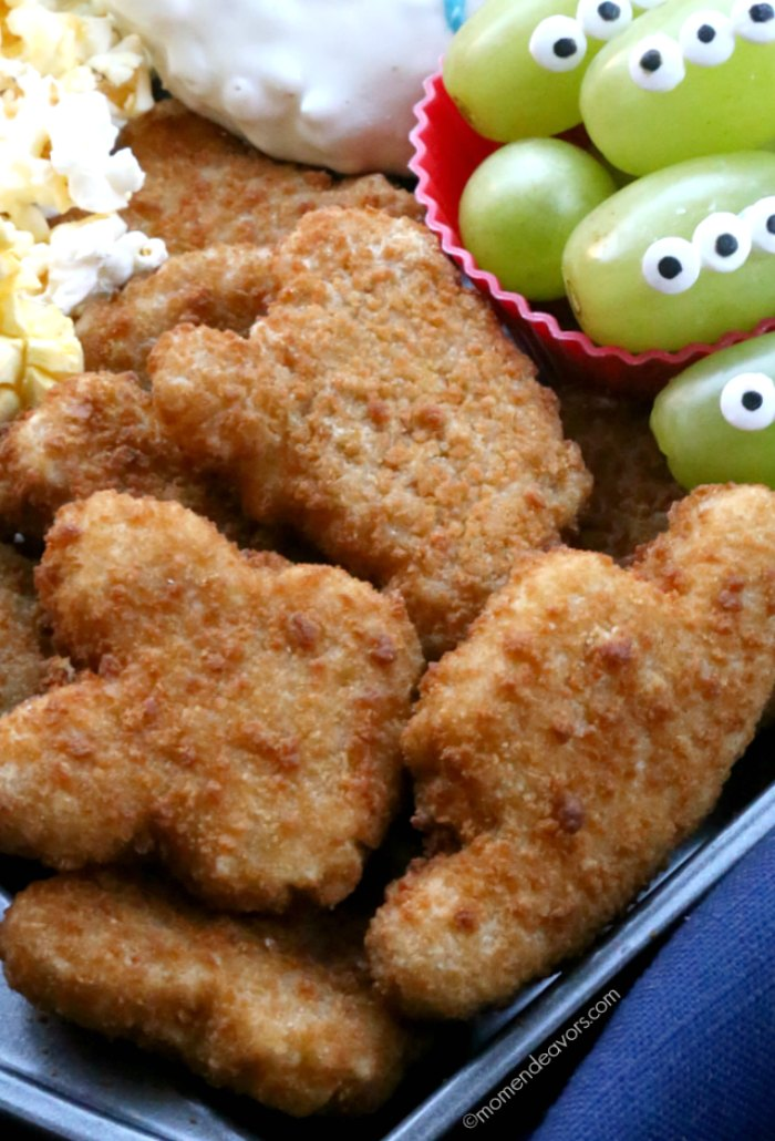 Toy Story Mozzarella Sticks