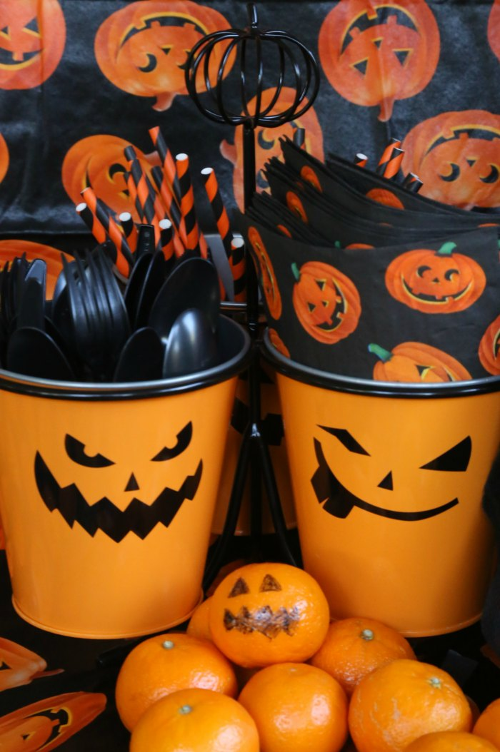 Jack o'lantern Party Decor