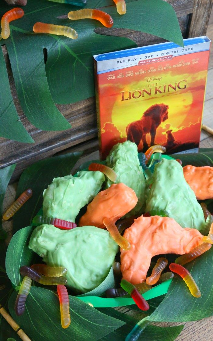 Lion King Grub Treats