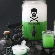 Mad Scientist Potion Punch