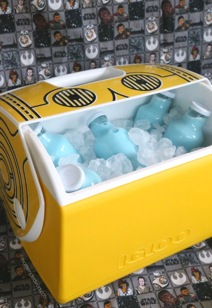 Star Wars Cooler Blue Milk