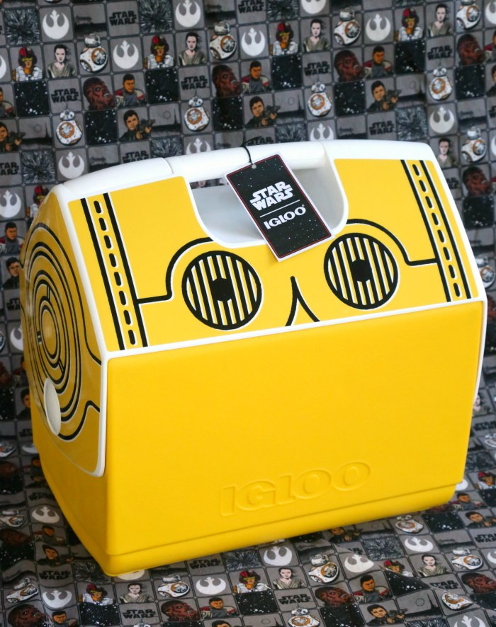 Star Wars C3PO cooler