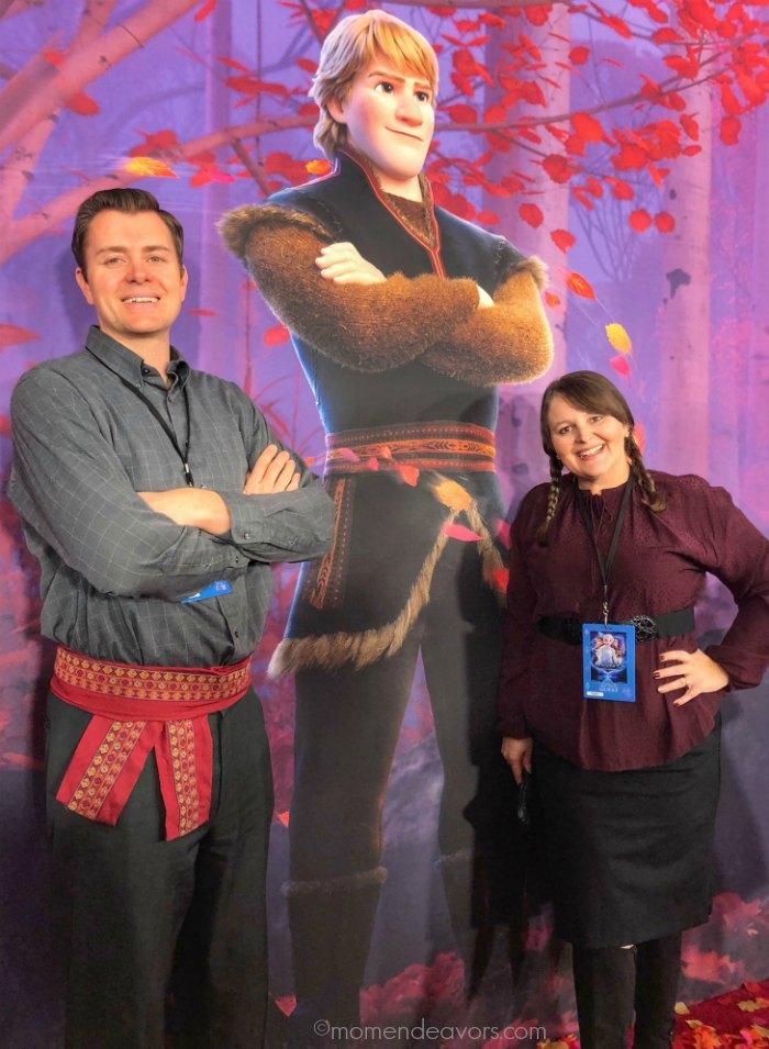 Kristoff & Anna Disneybounding