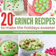 20+ Fun Grinch Recipes