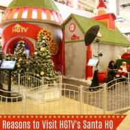 5 Reasons to Visit Santa HQ for Santa Photos