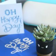 Easy Gifts with Cricut Joy