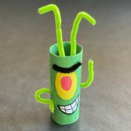 SpongeBob Plankton Craft