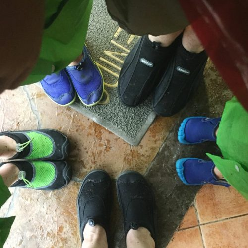 Water Shoes Family Travel